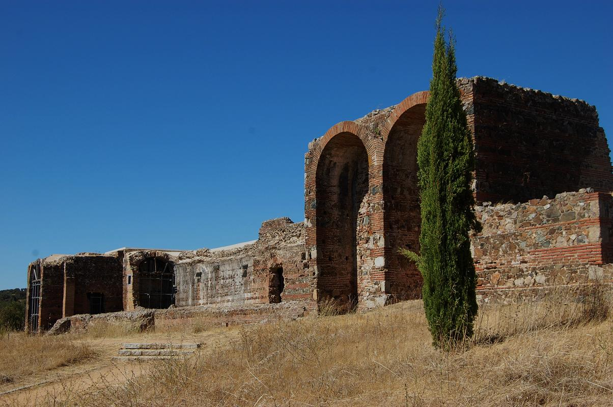 villa romaine de são Cucufate