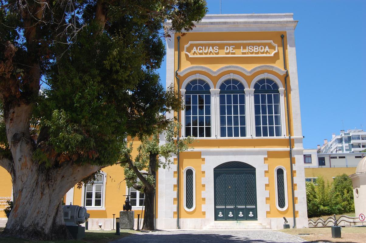 Musée de l'eau ou des Barbadinhos