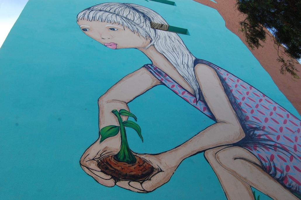 le street art à Lisbonne