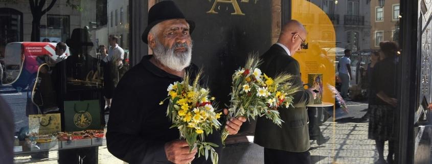 Espiga bouquet of ascension au Portugal