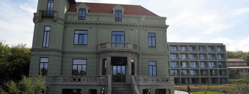 Le vila Foz un hôtel design de standing
