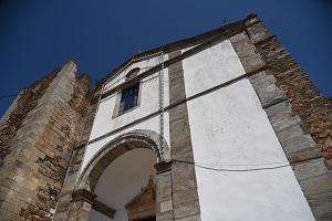 Mourão bourg médiéval d'Alentejo