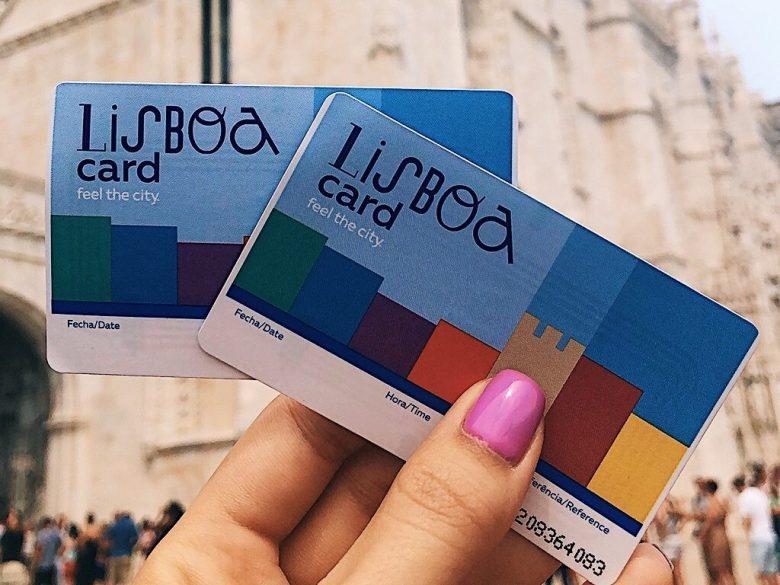 Lisboa Card titre de transports publics