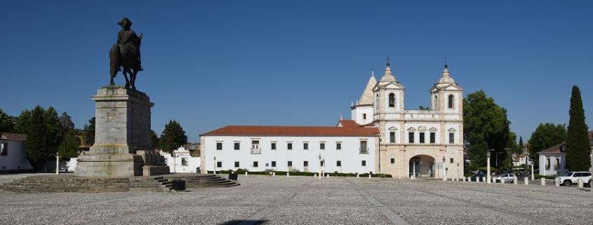Palais bleu des Ducs de Bragança