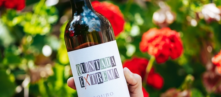 Quinta do extrema one of the wines of the wine domain Colinas do Douro