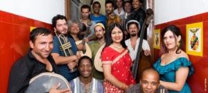 Un orchestre multiculturel