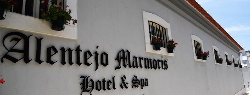 Marmoris Hotel in Alentejo