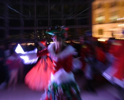 les fêtes de Noel à Lisbonne Portugal