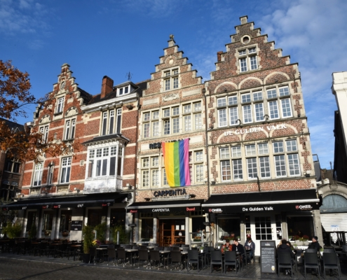 Gand ou gent en Belgique