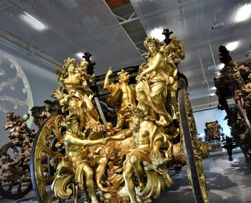 Le musée des carrosses à Lisbonne
