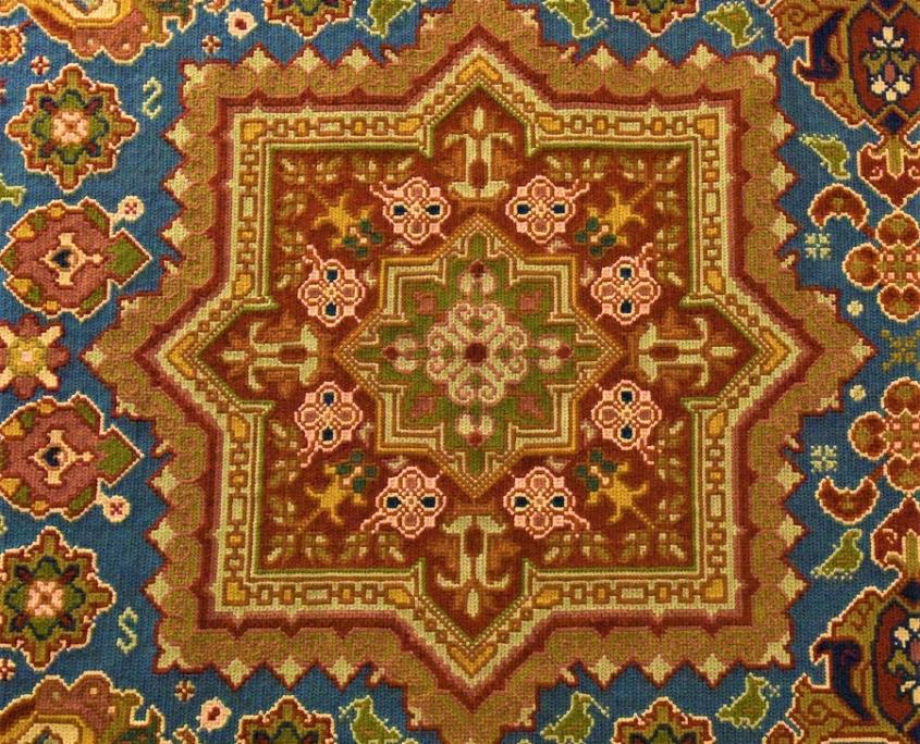 Arraiolos connu pour ses tapis