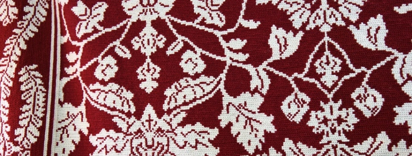 Beautiful carpet of Arraiolos