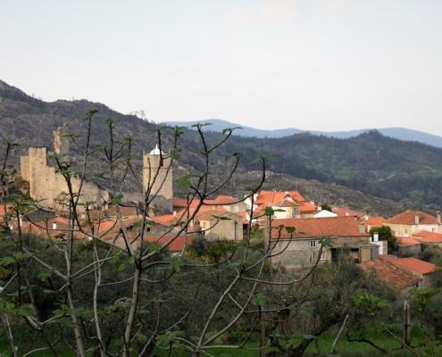 Castelo Novo, charme d'un village moyenâgeux