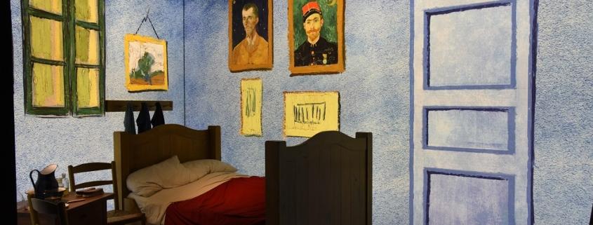 Expérience Meet Vincent Van Gogh