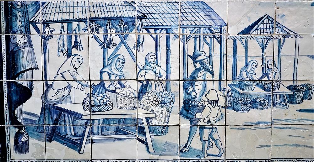 Exposição Hortas de Lisboa