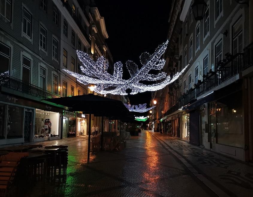 Noel à Lisbonne